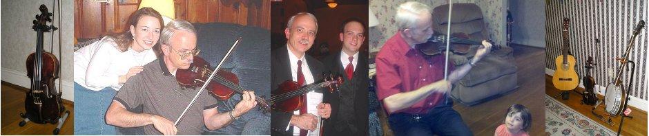 The 3-Fingered Violinist